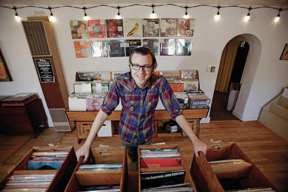 Vinyl paradise found