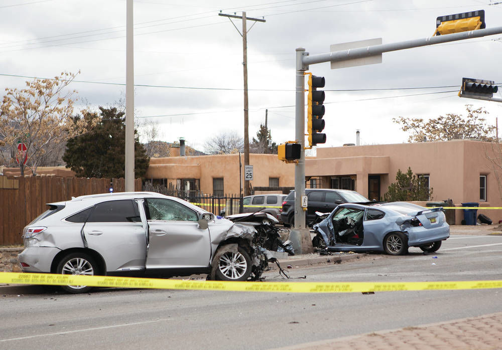 Police fault father for excessive speed in deadly Feb. 22 crash on St. Francis Drive