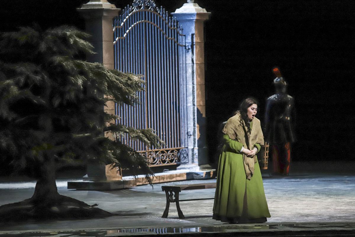 28 Opera La Boheme costume 1