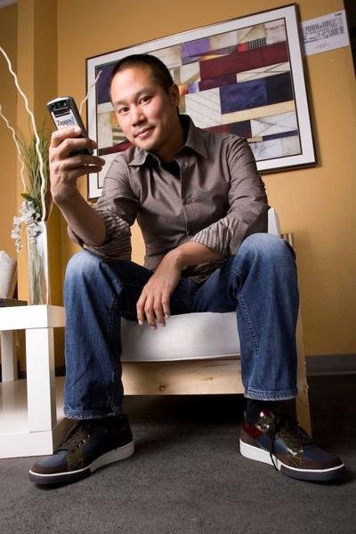 Zappos chief to discuss growth in Santa Fe
