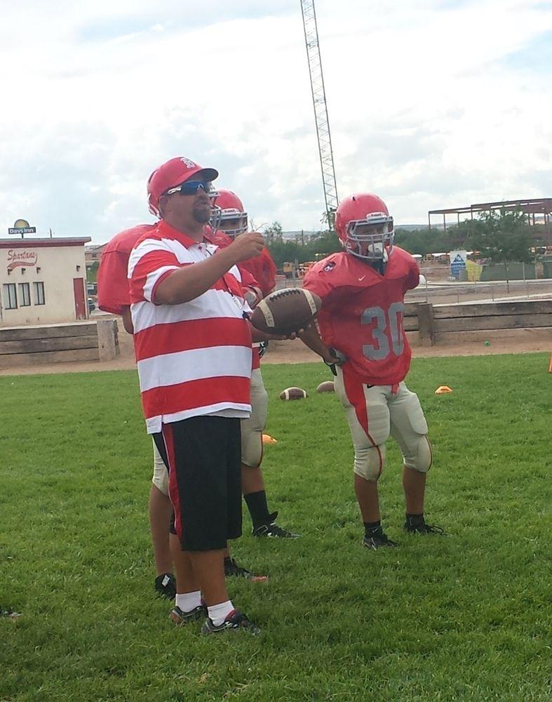 Bernalillo's new football coach sells his vision