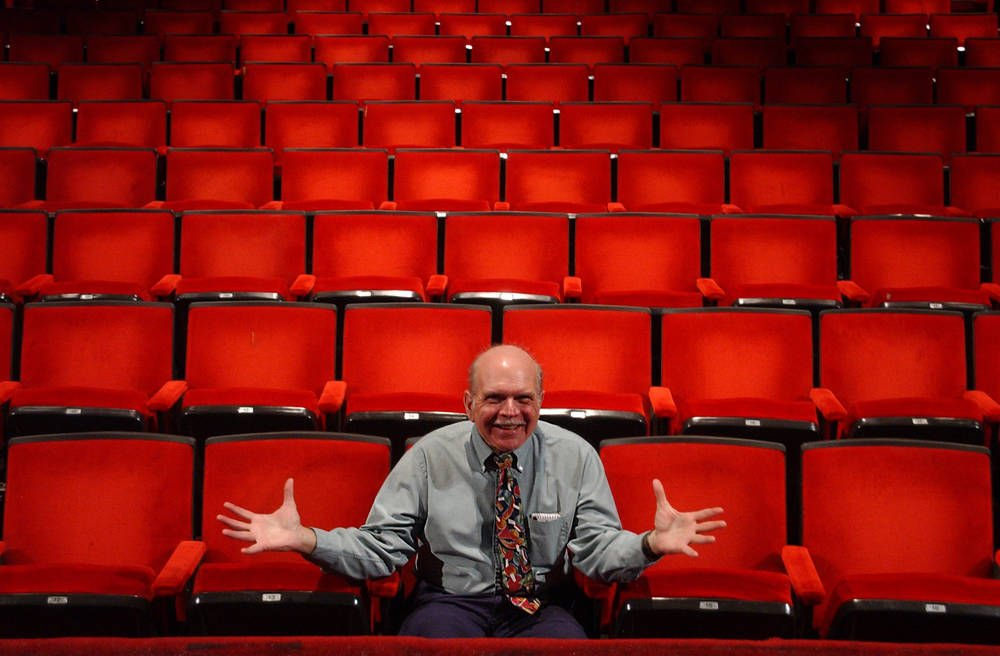 Former College of Santa Fe theater department head called a visionary