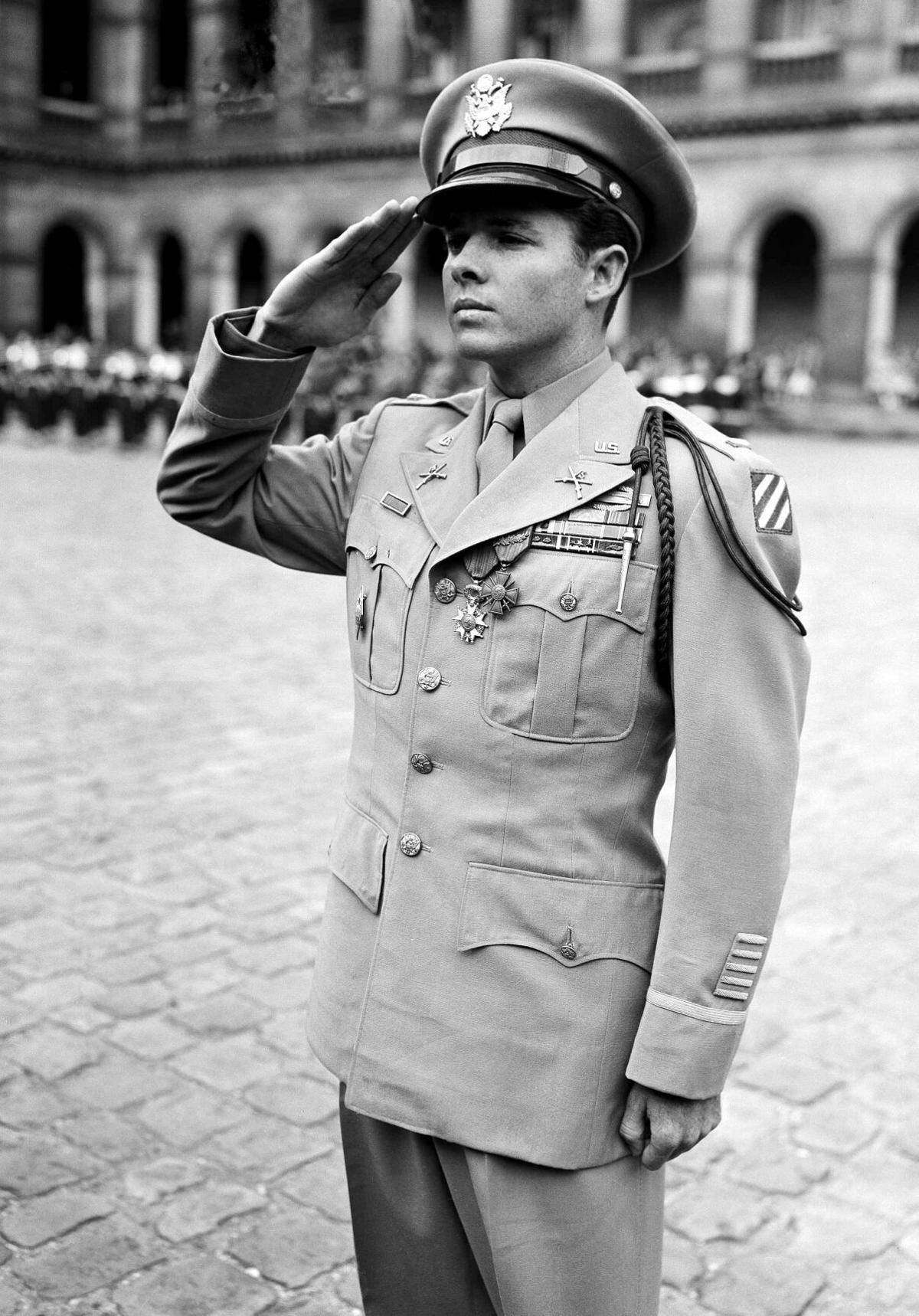 Lt. Audie Murphy