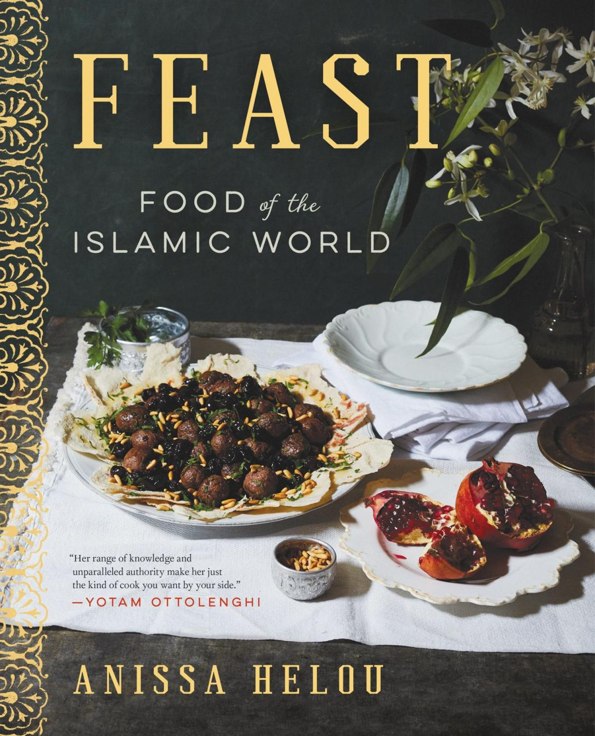Food Book Cover Yelp : Spice baby quot feast food of the islamic world