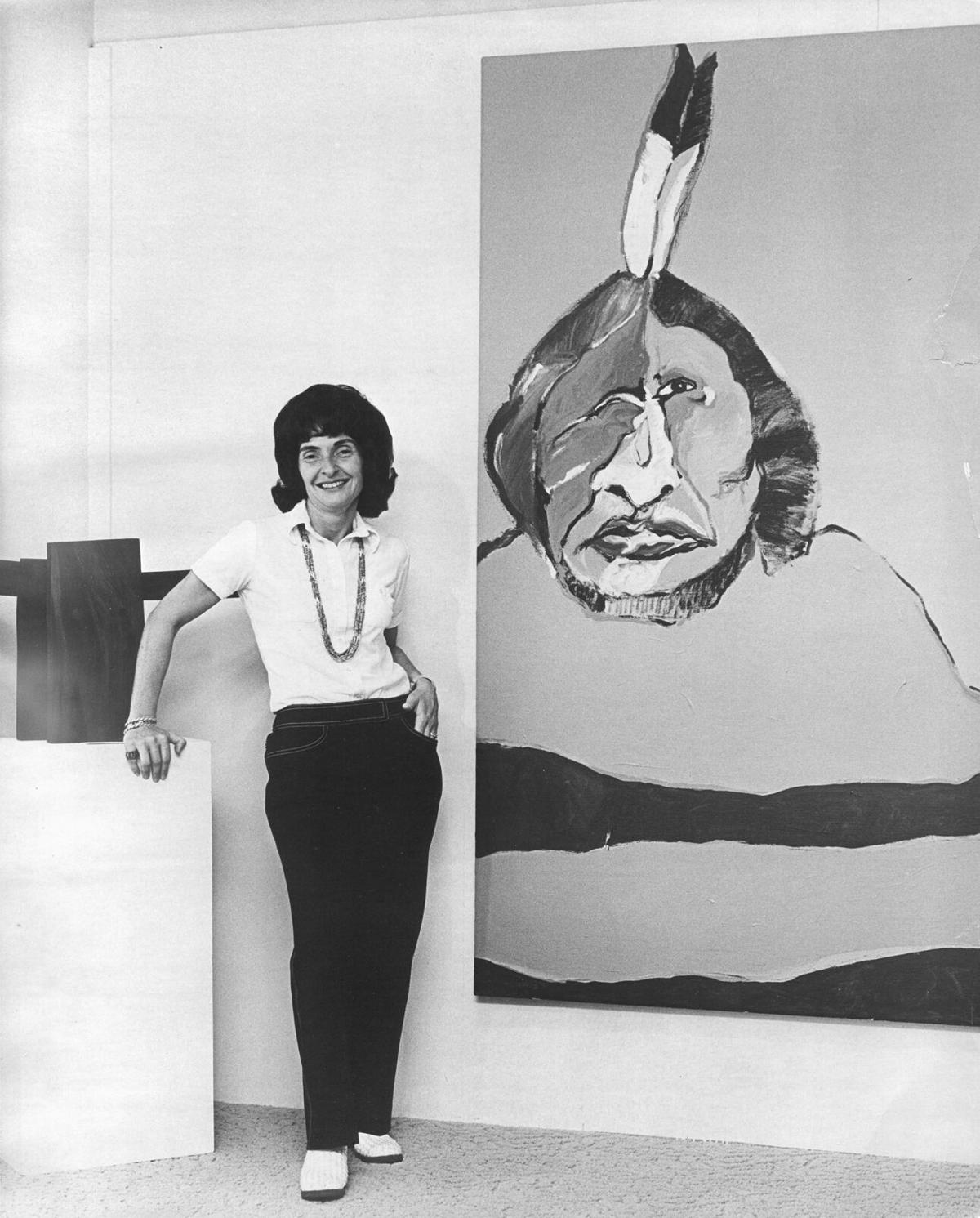 Fortune's favor: Elaine Horwitch and the rise of Southwest art
