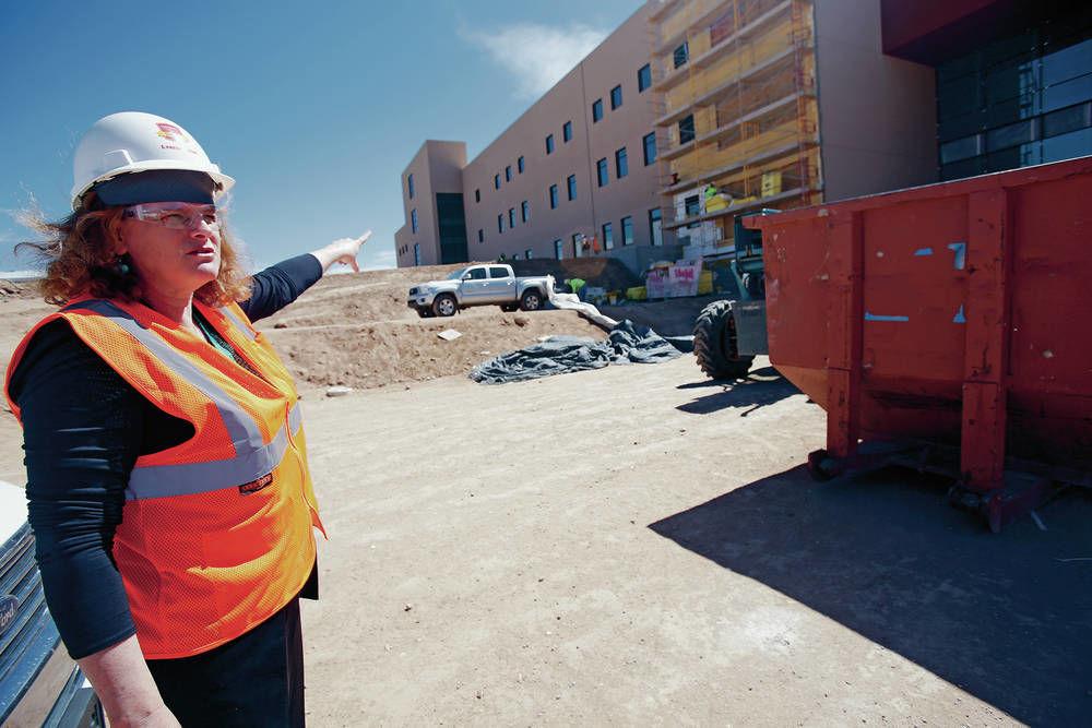 Medical director for new Presbyterian hospital comes full circle