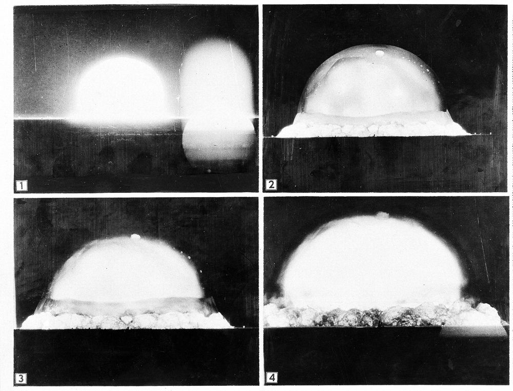 TV documentary explores making of atomic bombs