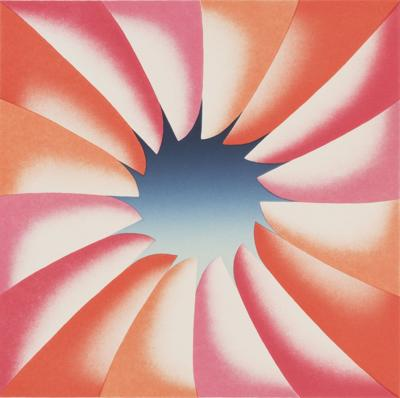 Judy Chicago at University of New Mexico Art Museum