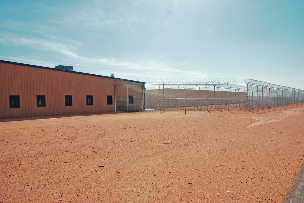 Conditions at ICE detention center raise concerns
