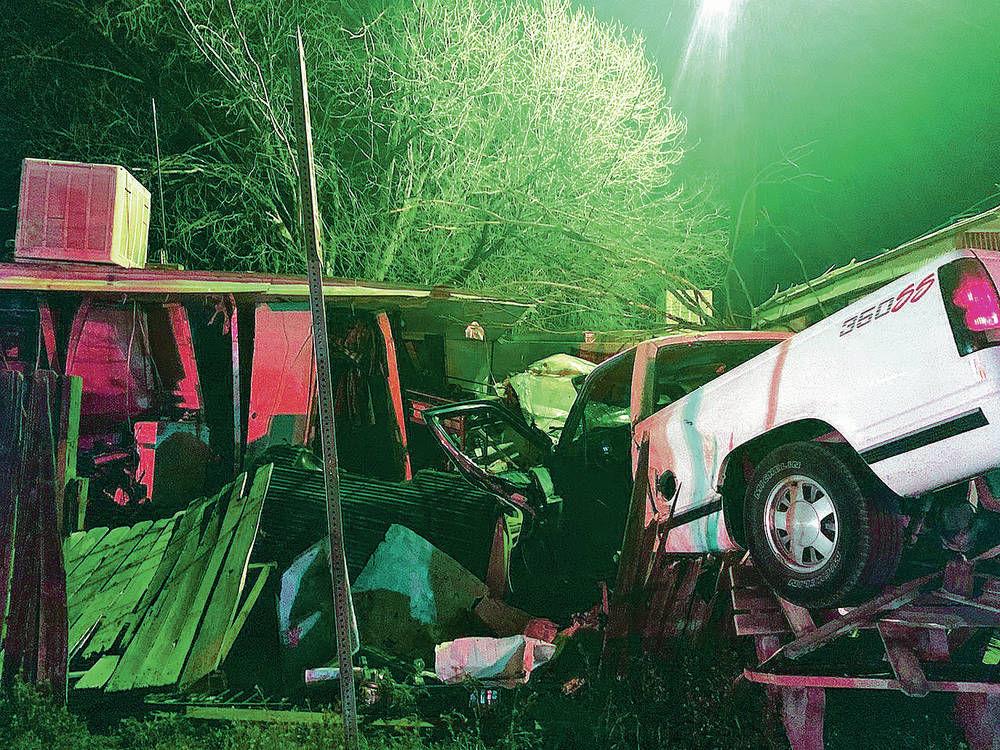 Santa Fe News >> Bad Week Gets Worse At Santa Fe Mobile Home Park Local