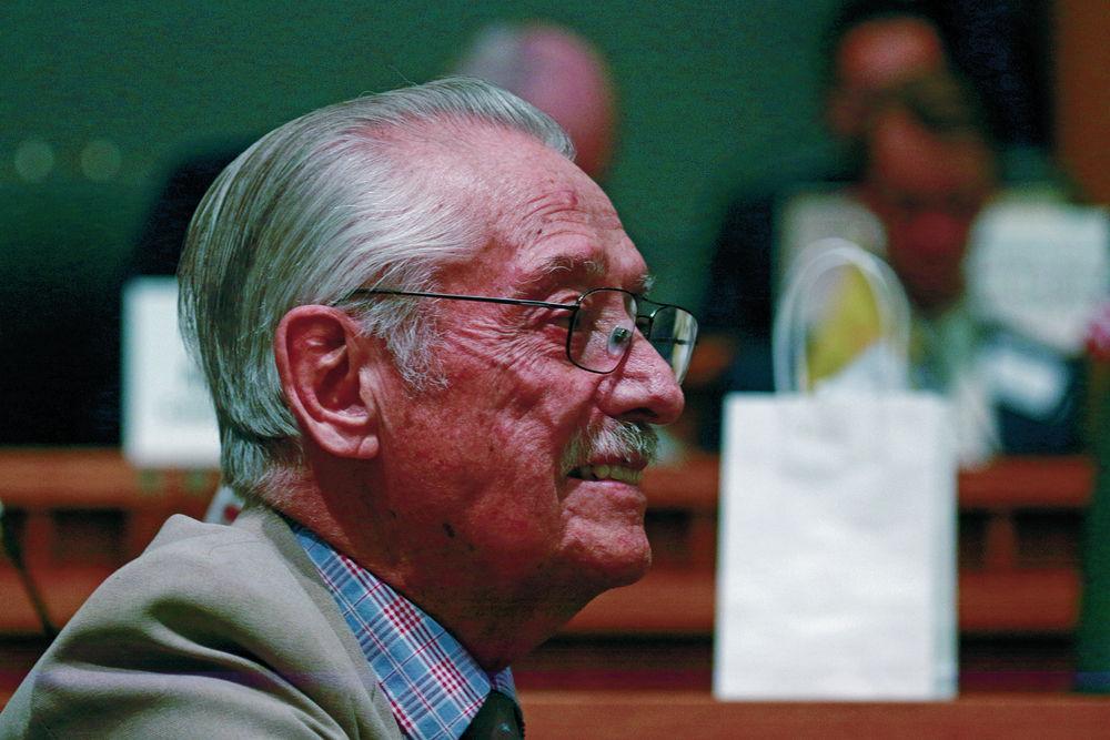 Lawmakers honor outgoing Rep. Lucky Varela