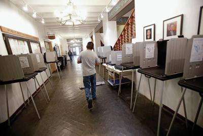 Early voting starts in Santa Fe
