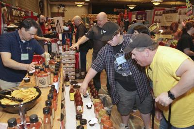 2020 National Fiery Foods & Barbecue Show