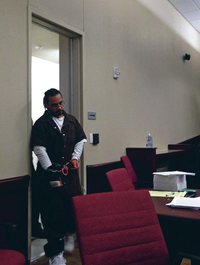 Judge rejects testimony that 'warrior gene' drove man to murder