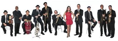 New Mexico Jazz Latino Orchestra, Albuquerque Journal Theatre