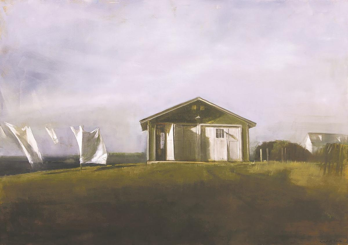 The poetry in the prosaic: Painter Randall Exon