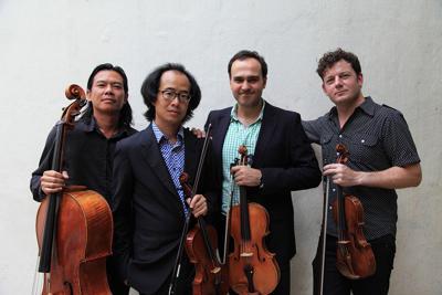 02 aug RA string quartet