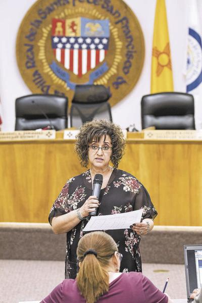 Santa Fe city clerk up for one-year contract extension