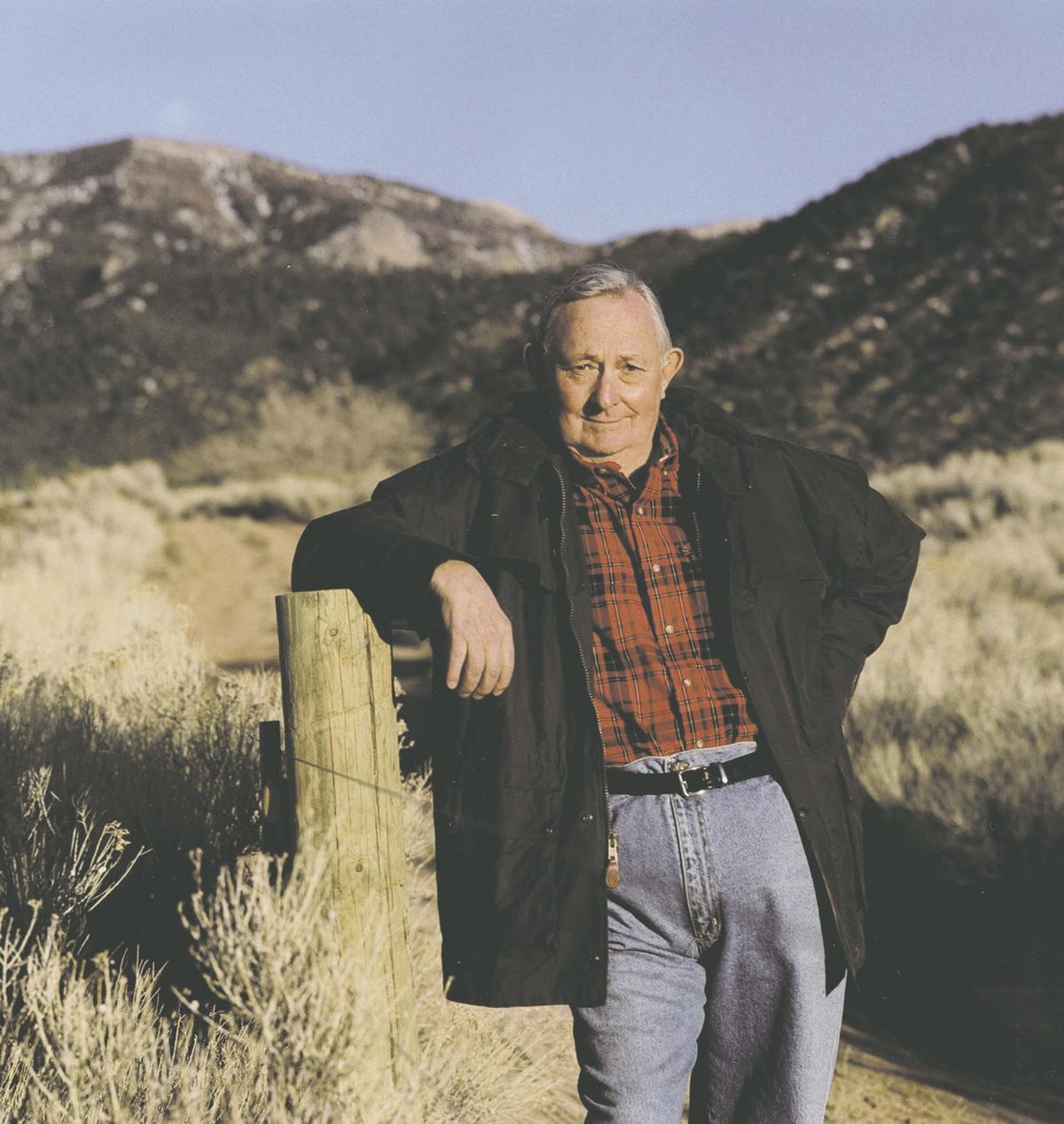 Tony Hillerman's 'The Blessing Way': The book that launched a groundbreaking series