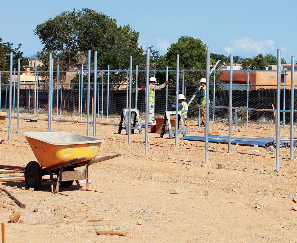 SFPS spreads its solar footprint with new power projects at eight schools
