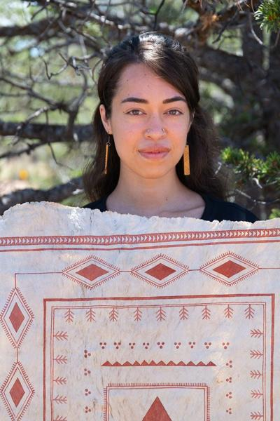Patterns of culture: Lehuauakea continues the tradition of Hawaiian kapa making