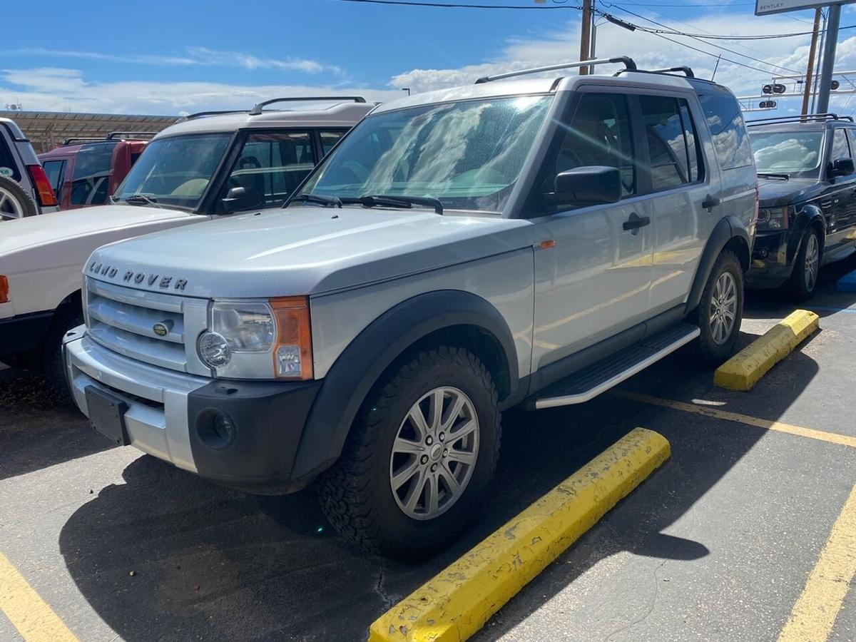 Missing Land Rover