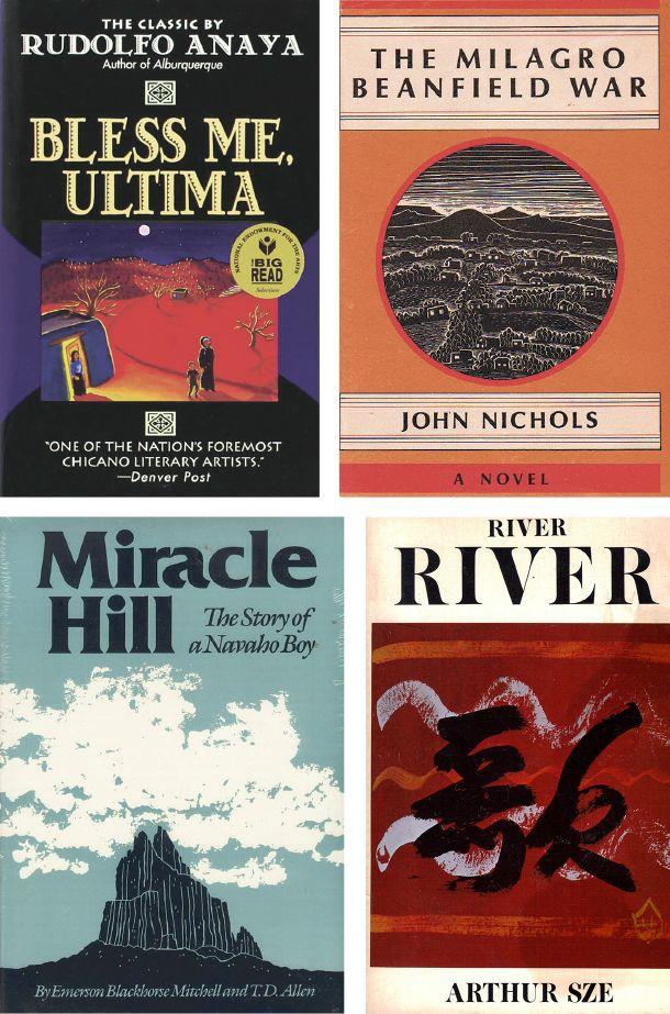 New Mexico Writers On New Mexico Books Books Santafenewmexican