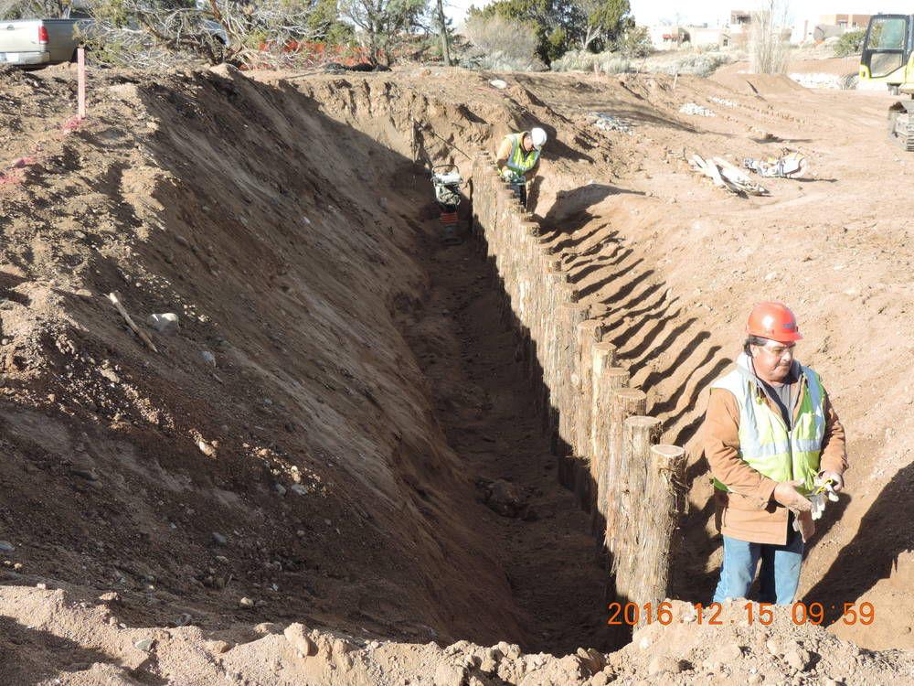 Untamed arroyo gets needed upgrade