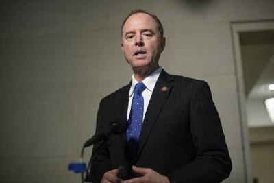 Schiff, as prosecutor,draws Republican ire