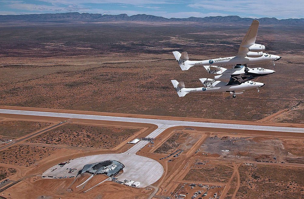 State budget includes more money for Spaceport America