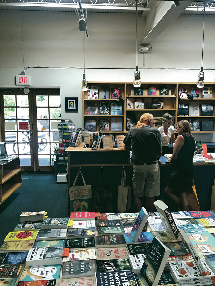 New owner of Garcia Street Books aims to offer what online sellers can't: relationships
