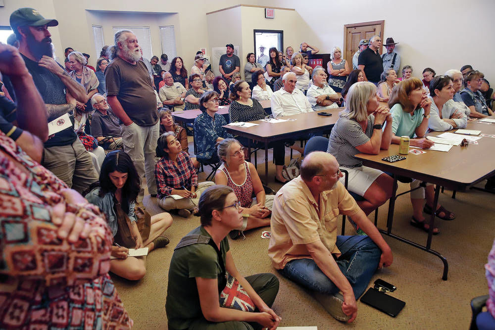 Pecos residents ready to protest plan to resume mining operations on national forest land