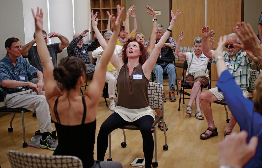 The healing power of dance