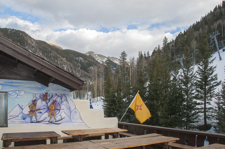 Hotel St. Bernard resides as heart of Taos Ski Valley