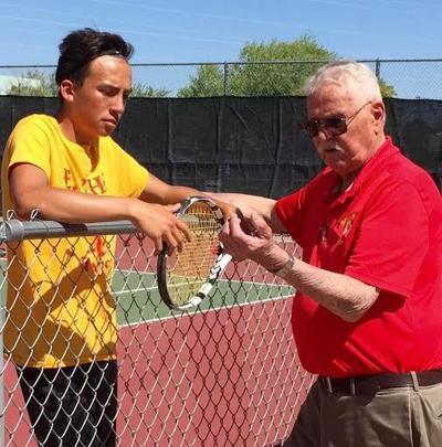 Barnett, 90, retires after 30 years of sustaining Española tennis