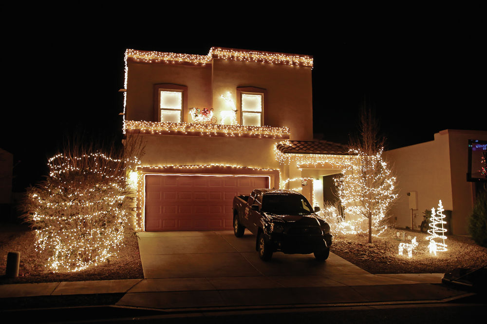 Holiday Extravaganza Winners Brighten Santa Fe Neighborhoods Local News Santafenewmexican Com