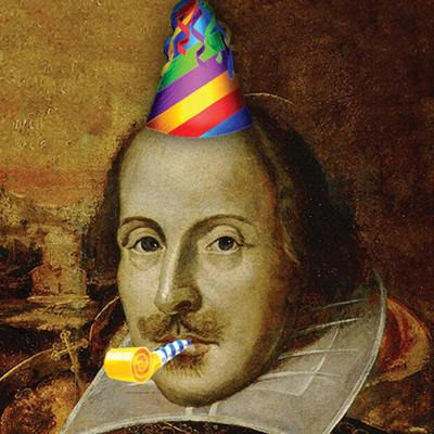 Happy Bard-Day to You!
