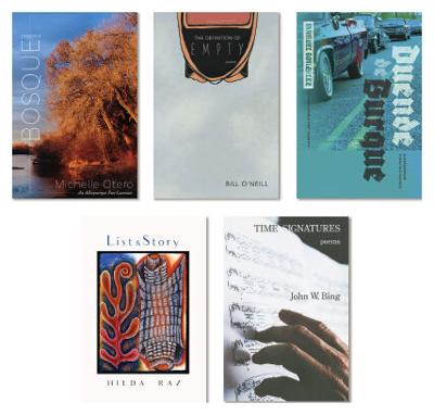 Recent poetry by New Mexico authors