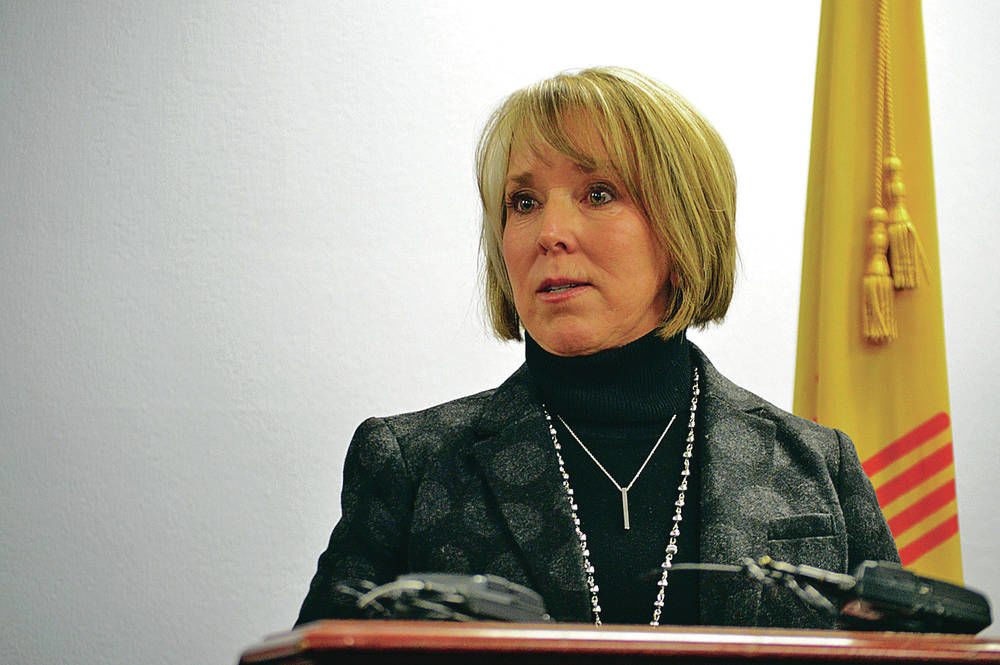 Governor opposes radioactive waste storage in New Mexico