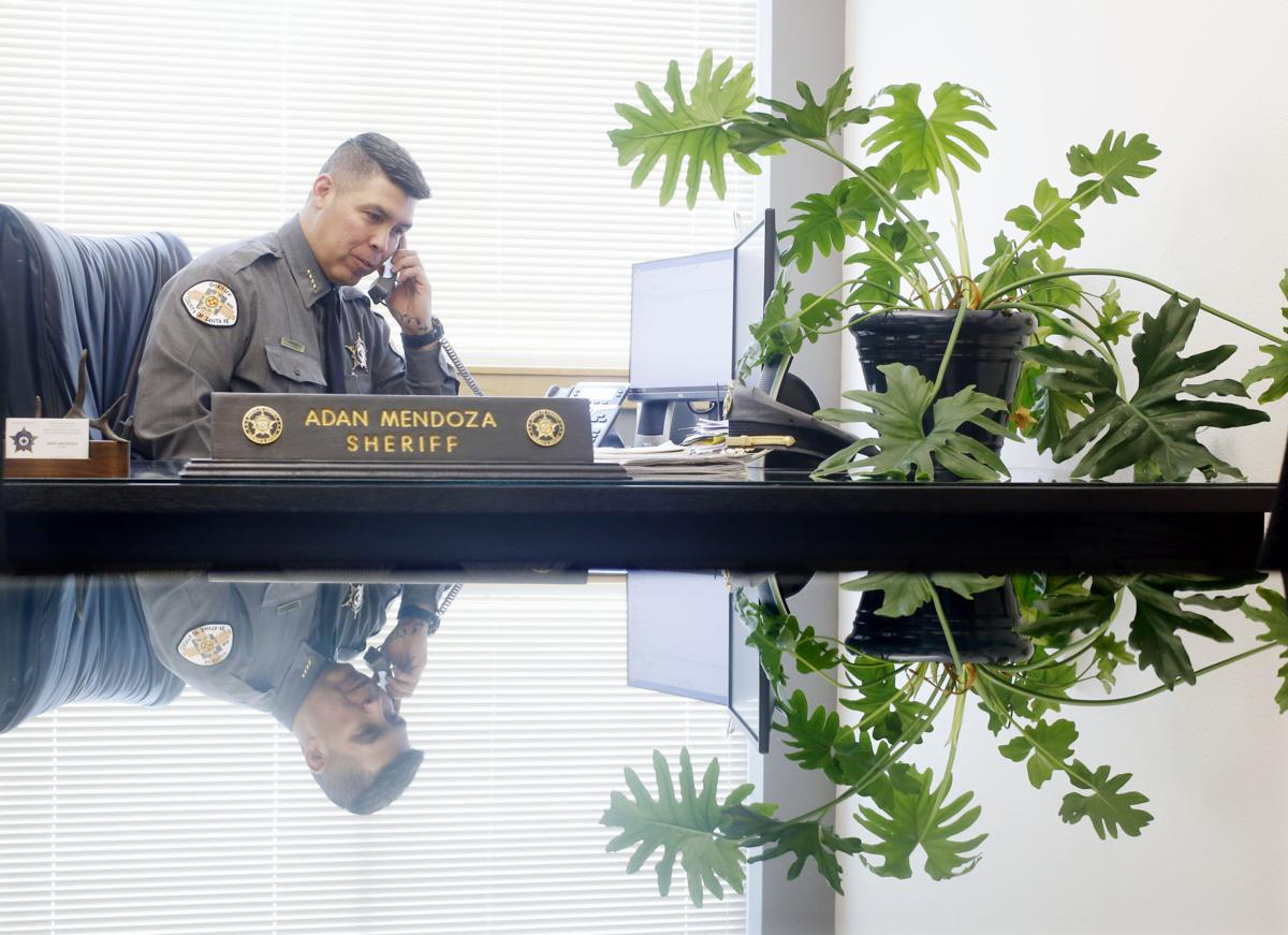 Santa Fe County Sheriff Says He Will Follow Red Flag Law Despite Concerns Local News Santafenewmexican Com