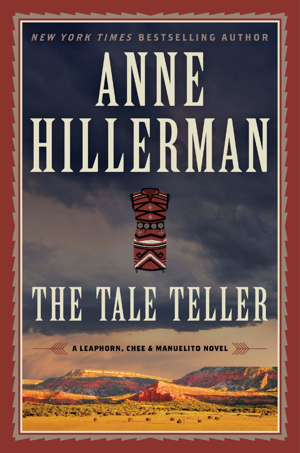 14 Book Review_The Tale Teller_Anne Hillerman