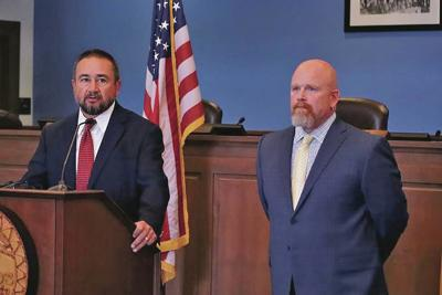 New Mexico governor seeks replacement for 8th Judicial District Attorney