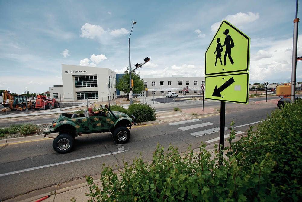 Santa Fe's Milagro Middle School opening in August
