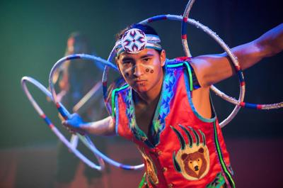 World champion hoop dancer takes his ninth title