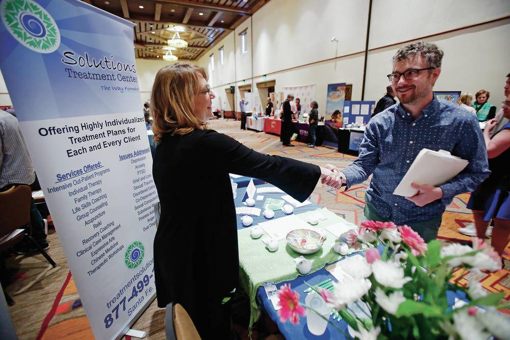 Tech companies make presence in Santa Fe known at jobs fair