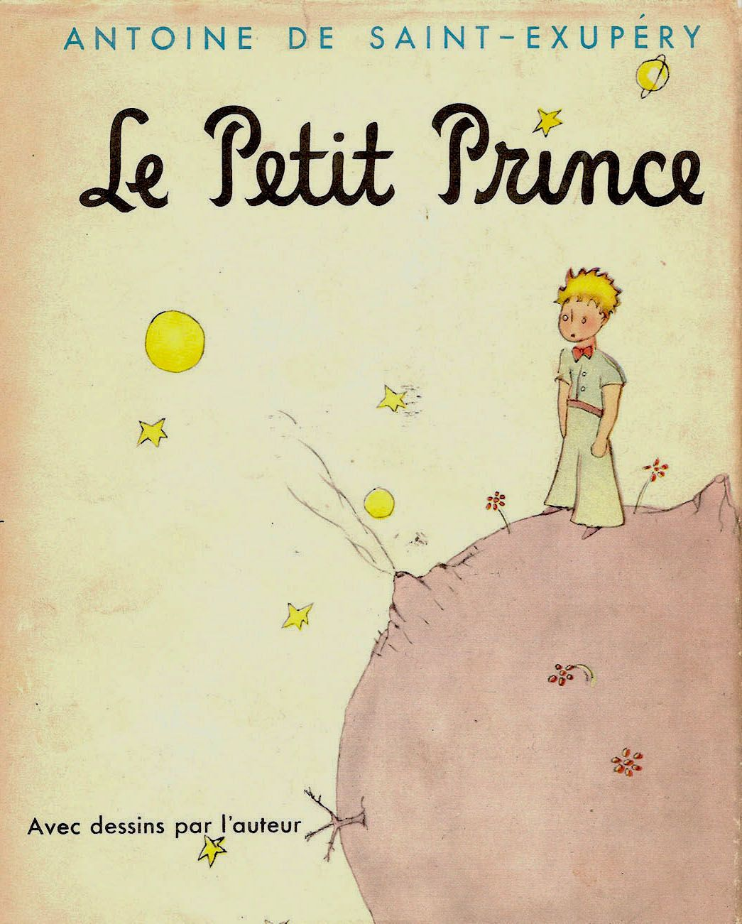 24 book essay - The Little Prince - priyanka kumar 2