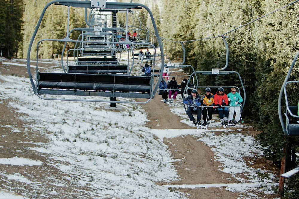 Forecast Wetter Winter And Fall On The Way For Northern New Mexico