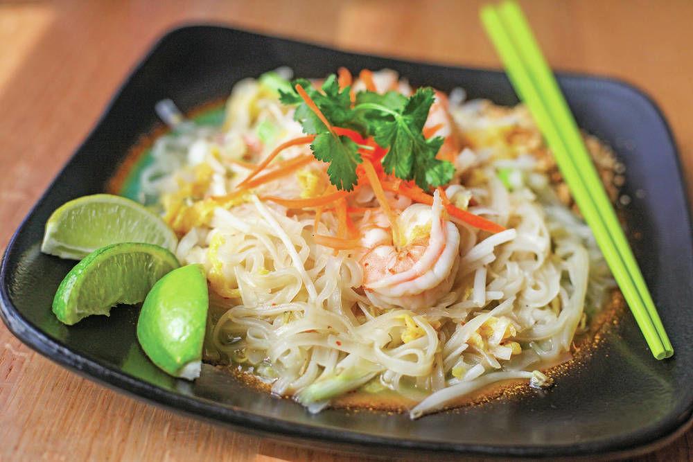The Thai that binds