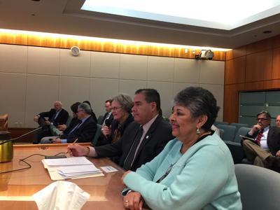 Senators halt proposal to revive state school board