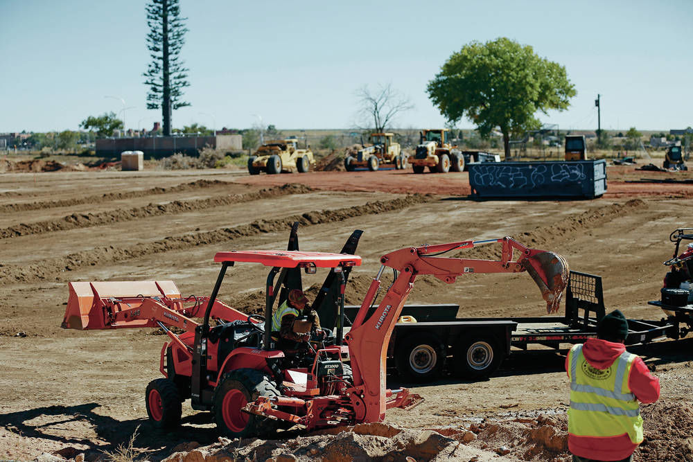 Keeping New Mexico government projects on track